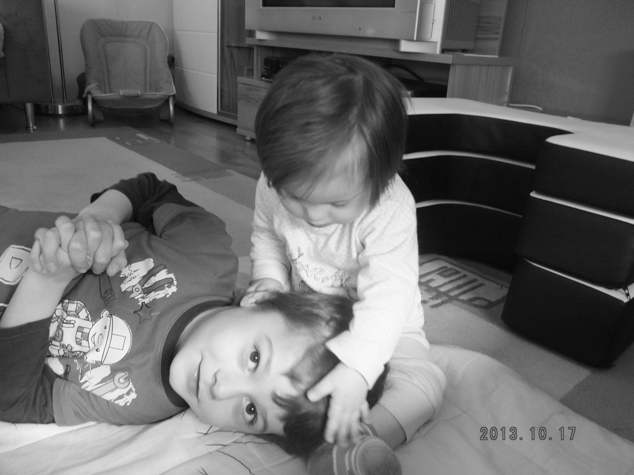Chrissi und Amelie II
