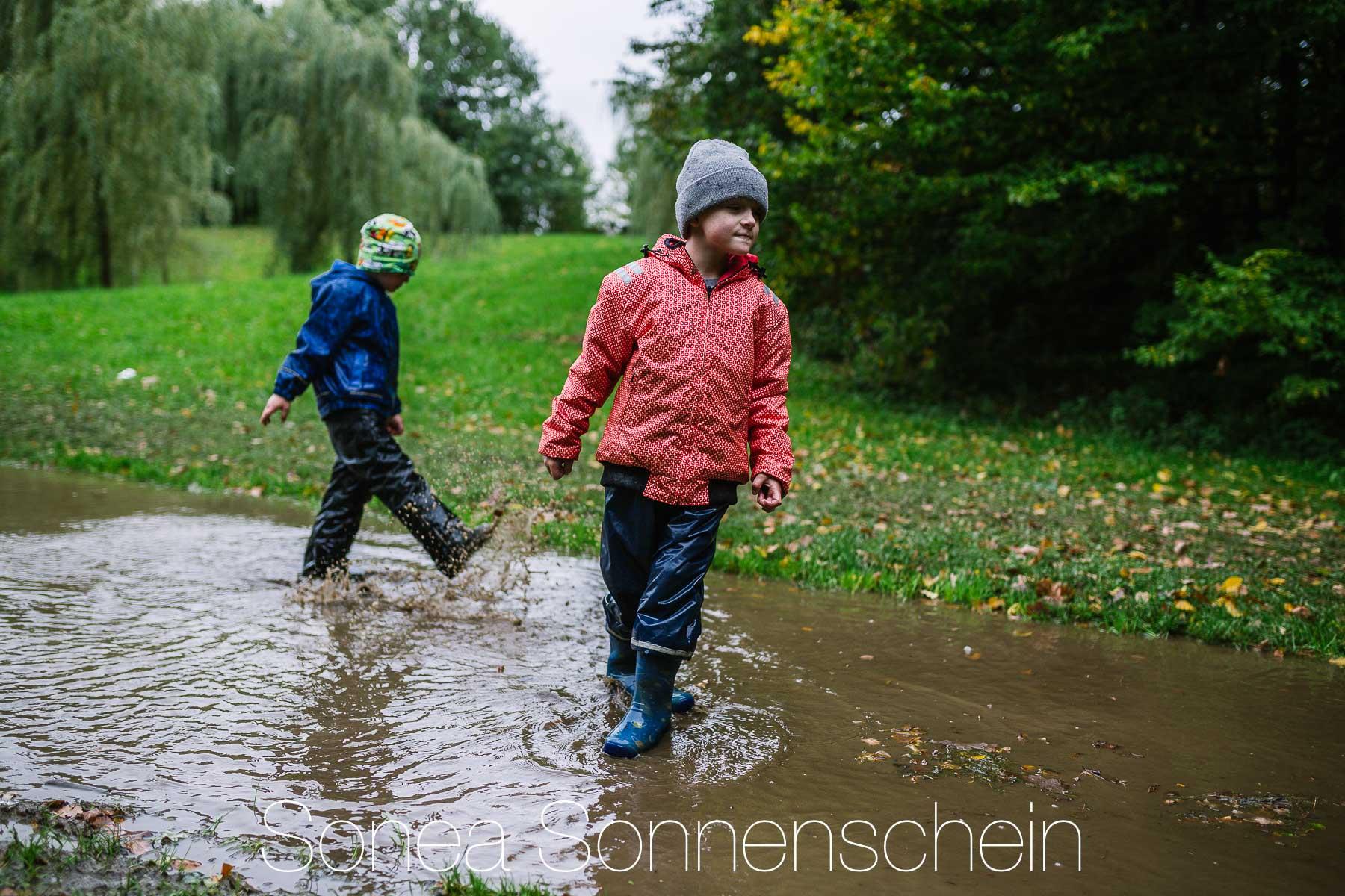Kindergeburtstag im Haus des Waldes