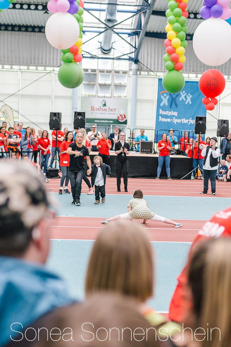 Down-Sportlerfestival 2018