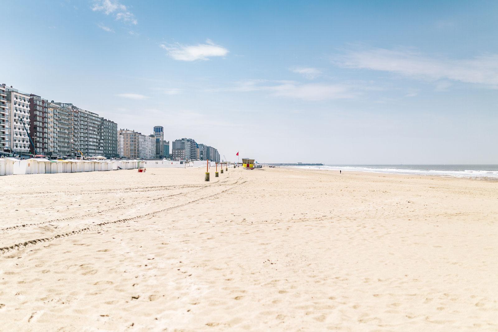 Urlaub an der belgischen Küste – Blankenberge