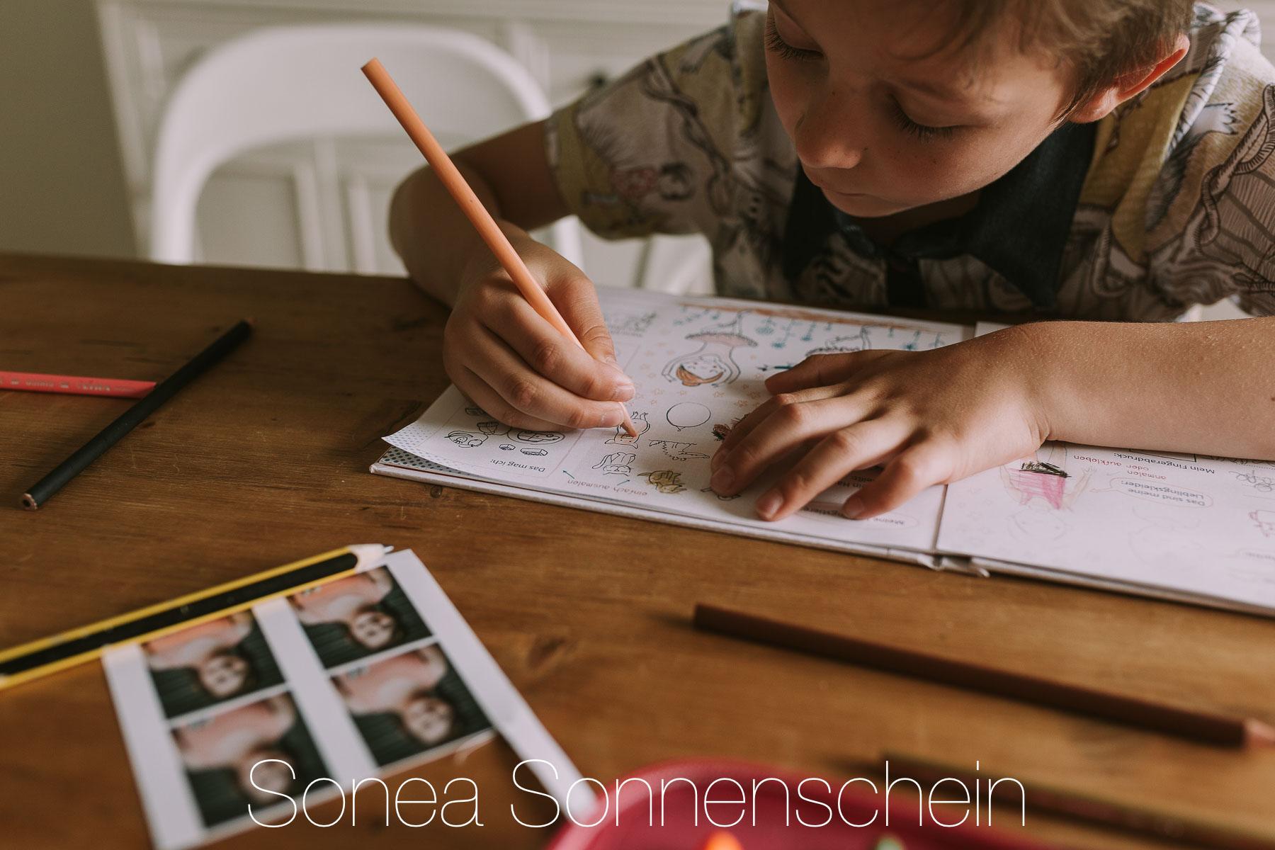 Freundebuch von Susalabim