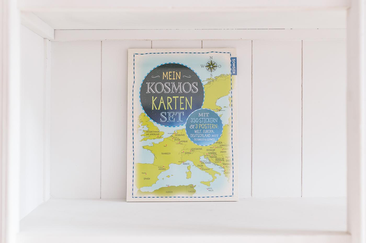 KOSMOS Karten Set