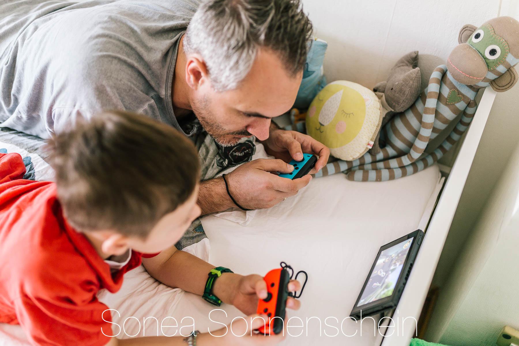 Nintendo Switch und Medienerziehung per Knopfdruck