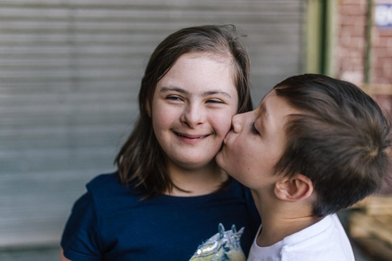 Geschwister von Kindern mit Behinderung Sonea Sonnenschein